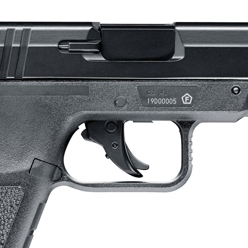 Bild Pistole T4E TPM1 .43 CO2 Defense Abb. Nr. 02