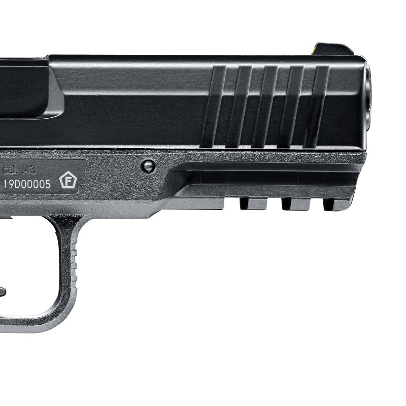 Bild Pistole T4E TPM1 .43 CO2 Defense Abb. Nr. 03