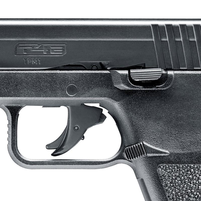Bild Nr. 06 Pistole T4E TPM1 .43 CO2 Defense