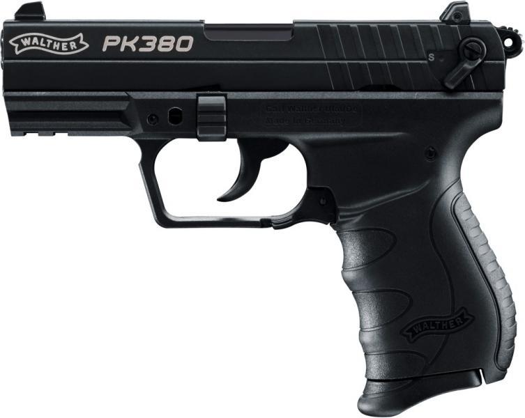 Bild Walther PK380 9mm P.A.K. Schwarz Abb. Nr. 1
