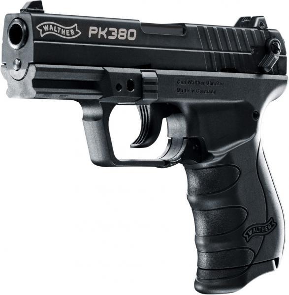 Bild Nr. 02 Walther PK380 9mm P.A.K. Schwarz