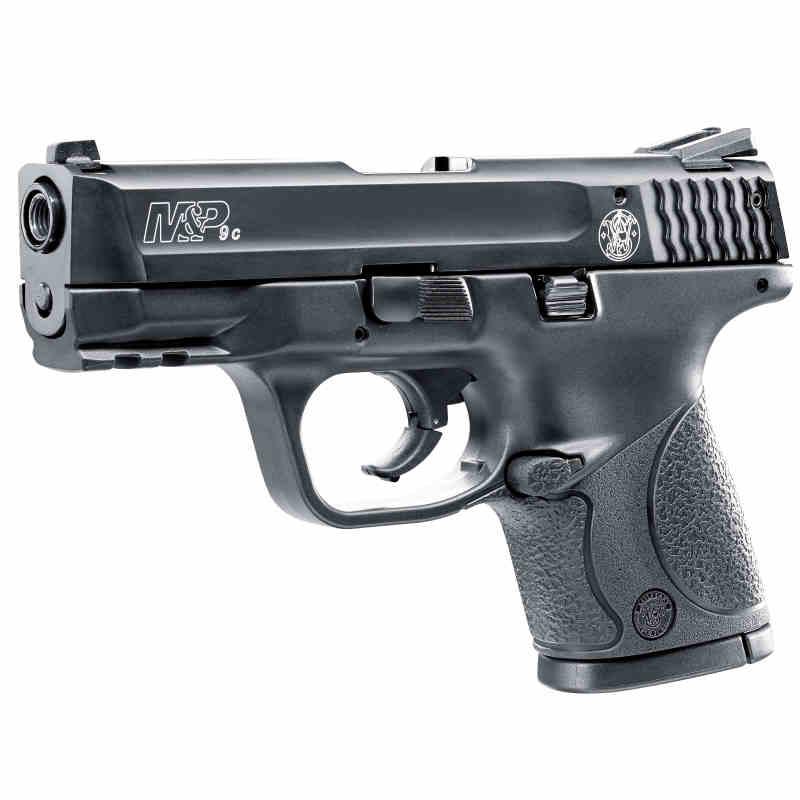 Smith & Wesson M&P9c  9mmPA Selfedefense-Pistole