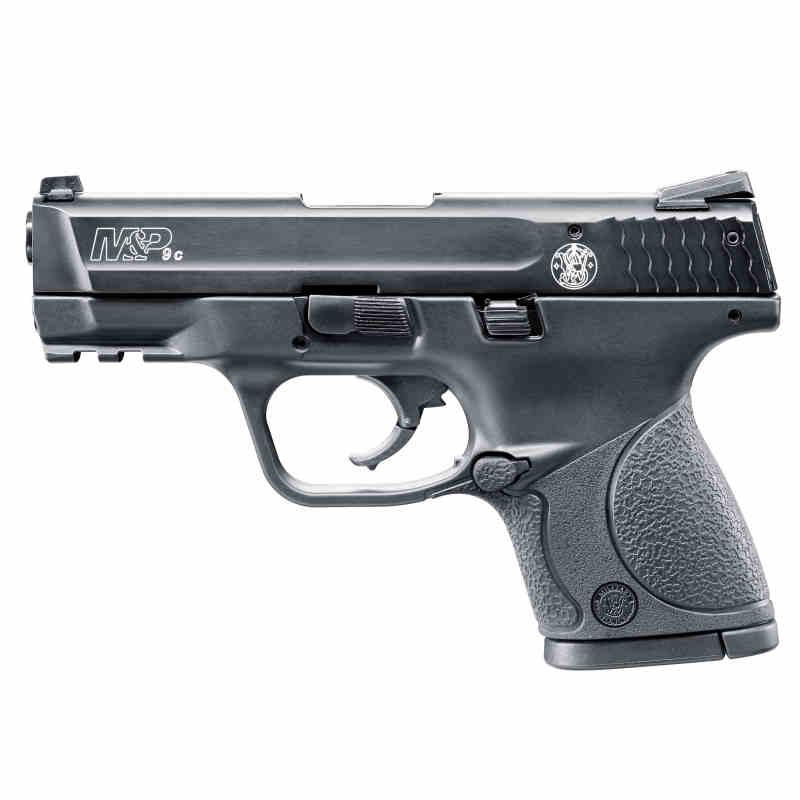 Bild Nr. 02 Smith & Wesson M&P9c  9mmPA Selfedefense-Pistole