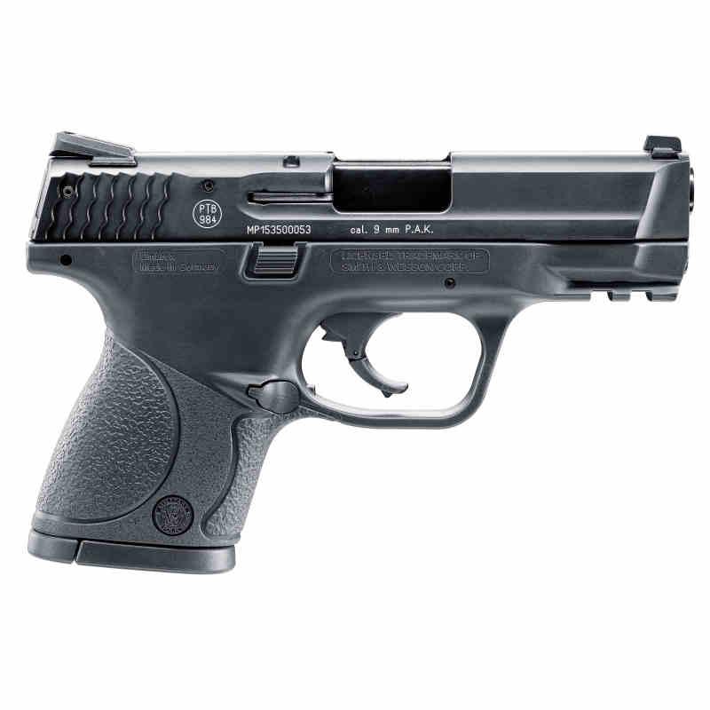Bild Nr. 03 Smith & Wesson M&P9c  9mmPA Selfedefense-Pistole