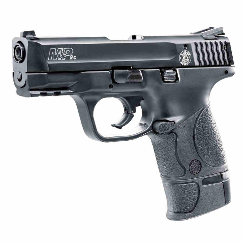 Bild Nr. 04 Smith & Wesson M&P9c  9mmPA Selfedefense-Pistole