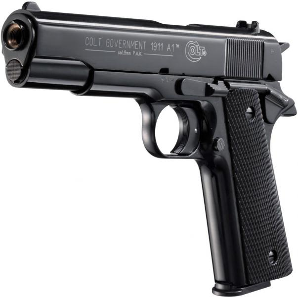 Bild Nr. 02 Colt Government 1911 A1 cal. 9 mm P.A.K.