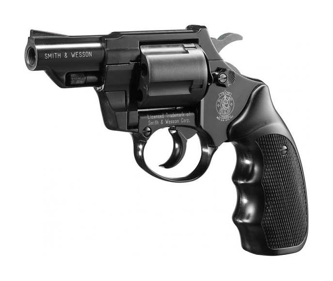 Bild Revolver Smith & Wesson Combat 9mm RK Abb. Nr. 1