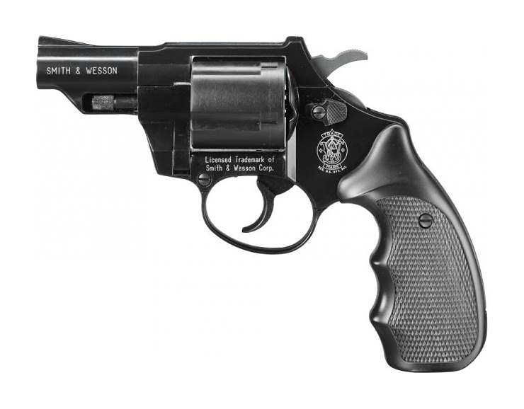 Bild Nr. 02 Revolver Smith & Wesson Combat 9mm RK