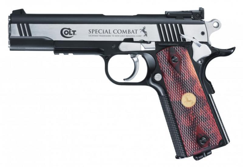 Bild Colt Special Combat Classic  cal. 4,5 mm (.177) Abb. Nr. 1