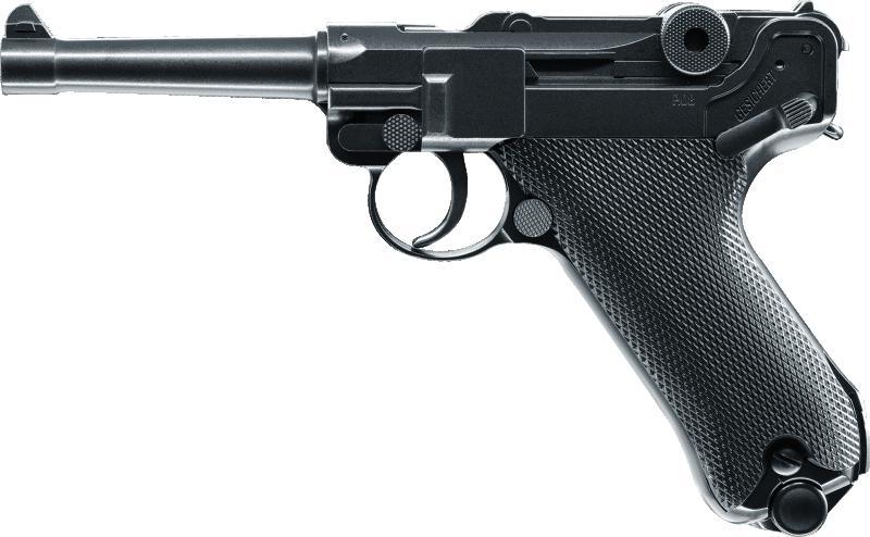 Bild Pistole  08 cal. 4,5 mm (.177) Abb. Nr. 1