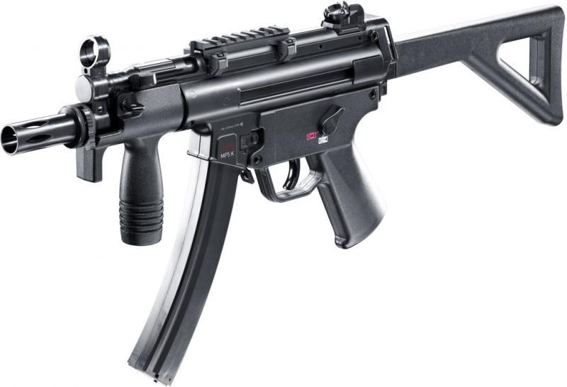 Bild Nr. 02 Heckler & Koch MP5 K-PDW  cal. 4,5 mm (.177) BB