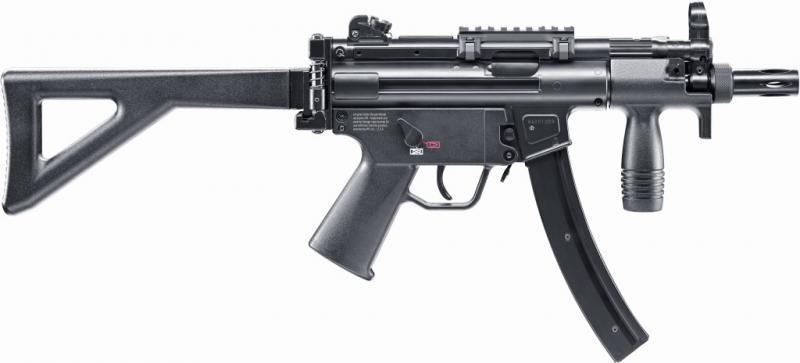 Bild Nr. 03 Heckler & Koch MP5 K-PDW  cal. 4,5 mm (.177) BB