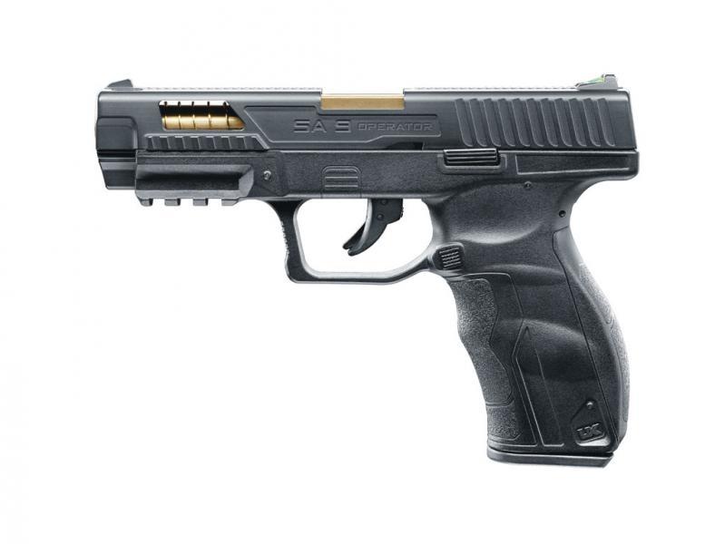 Bild UX SA9 Operator Edition CO2 Pistole Abb. Nr. 1