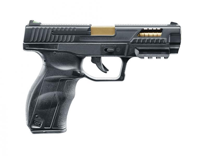 Bild UX SA9 Operator Edition CO2 Pistole Abb. Nr. 03