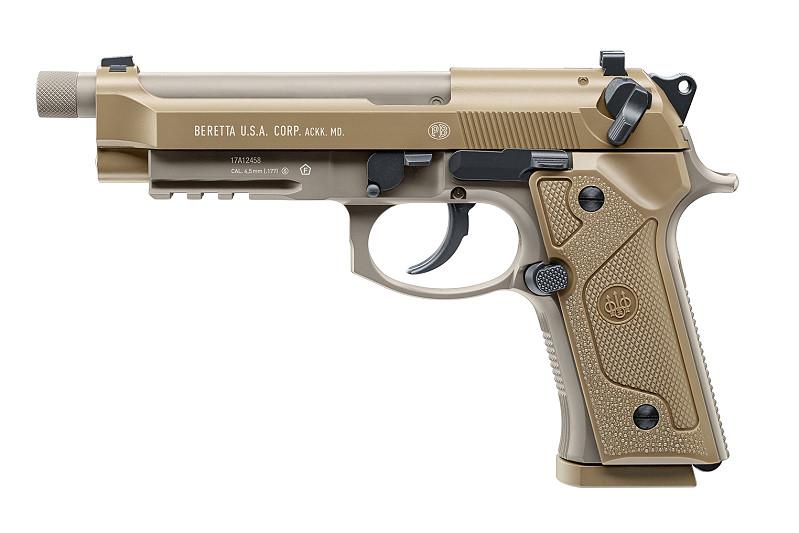 Bild Beretta M9A3 FDE 4.5mm frei ab 18 Abb. Nr. 1