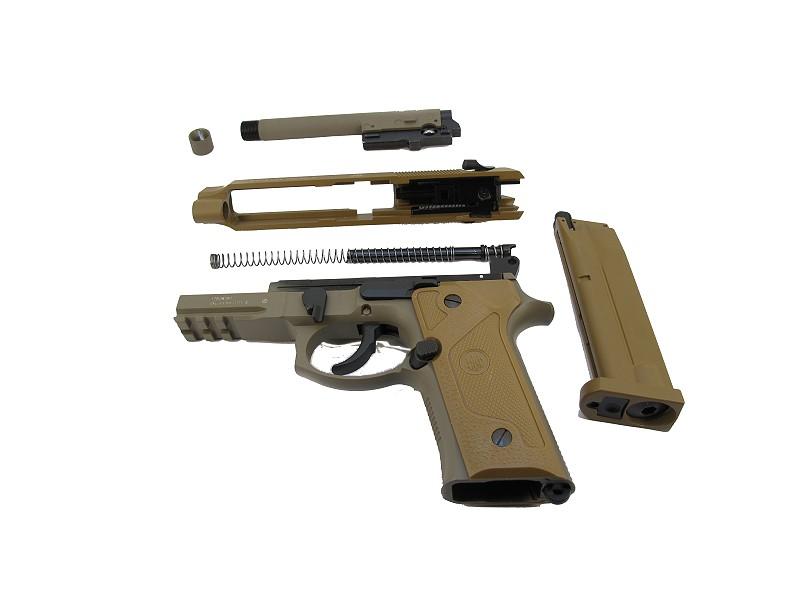 Bild Nr. 06 Beretta M9A3 FDE 4.5mm frei ab 18