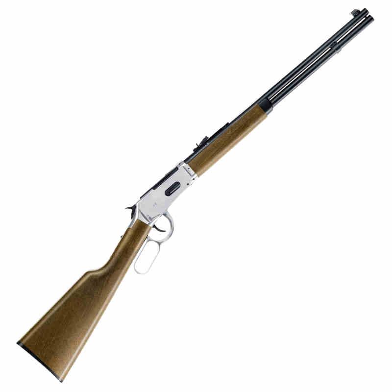 Cowboy Rifle Winchester Luftgewehr Stainless
