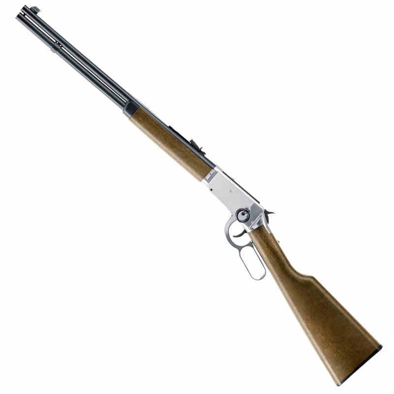 Bild Cowboy Rifle Winchester Luftgewehr Stainless Abb. Nr. 04