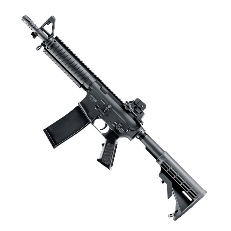 T4E TM4 RIS Schwarz Carabiner PLUS