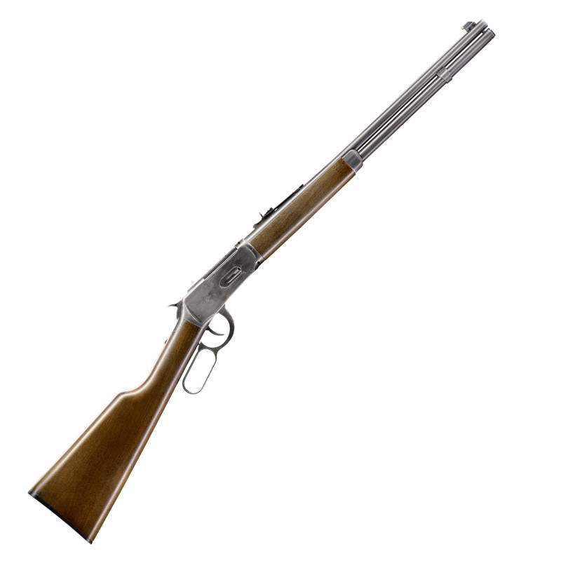 Bild Nr. 03 Cowboy Rifle Unterhebelrepetierer 6mm Plus CO2 PLus 2000 Combat Zone