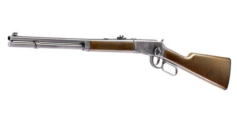 Bild Nr. 04 Cowboy Rifle Unterhebelrepetierer 6mm Plus CO2 PLus 2000 Combat Zone