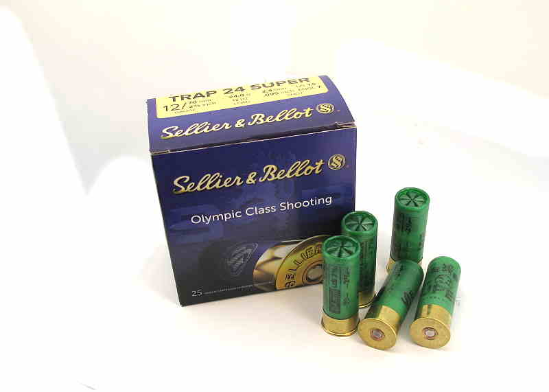 Sellier Bellot Trap 24 Super 1270 25 St