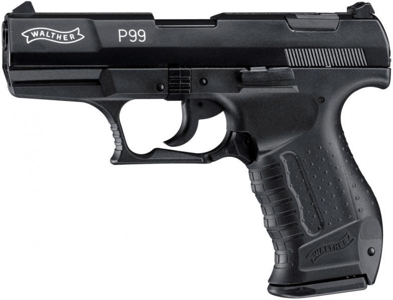 Walther P99 Schreckschuss-Pistole Kal. 9mm P.A.K