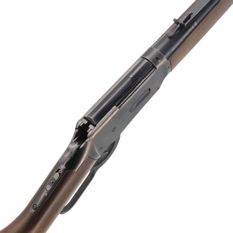 Bild Cowboy Rifle Winchester Luftgewehr Abb. Nr. 16