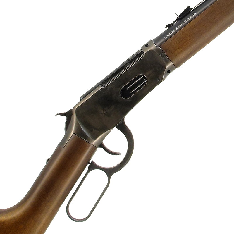 Bild Cowboy Rifle Winchester Luftgewehr Abb. Nr. 03