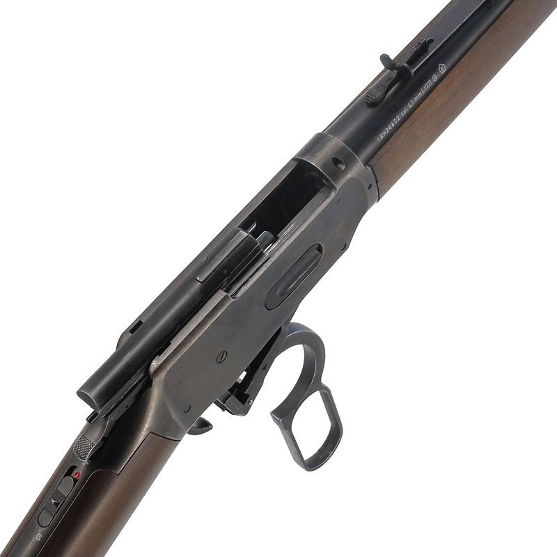 Bild Cowboy Rifle Winchester Luftgewehr Abb. Nr. 07