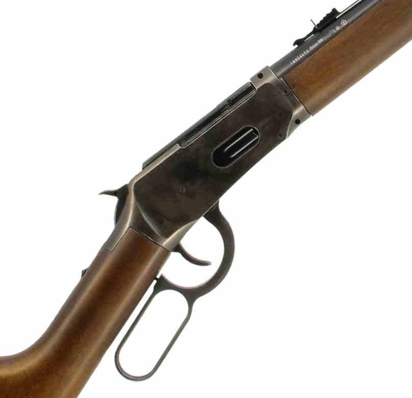 Bild Nr. 06 Cowboy Rifle Unterhebelrepetierer 6mm Plus CO2 PLus 2000 Combat Zone