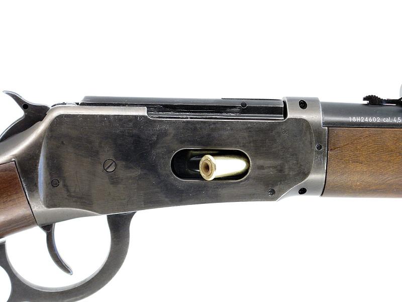 Bild Cowboy Rifle Winchester Luftgewehr Abb. Nr. 06