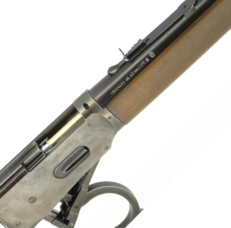 Bild Cowboy Rifle Winchester Luftgewehr Abb. Nr. 20