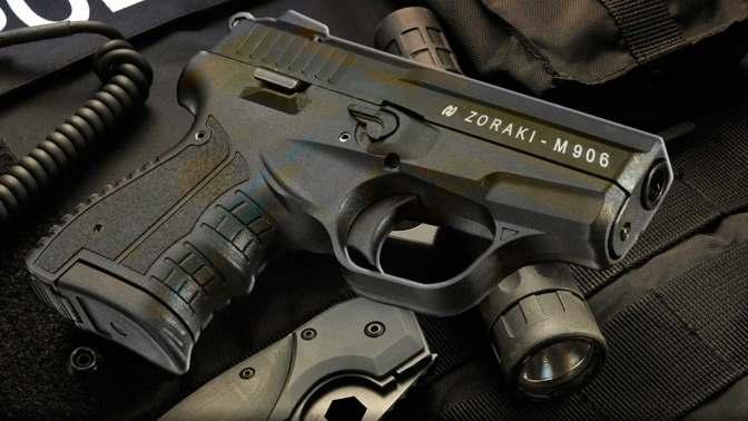 Bild Nr. 02 Zoraki Modell 906 9mm