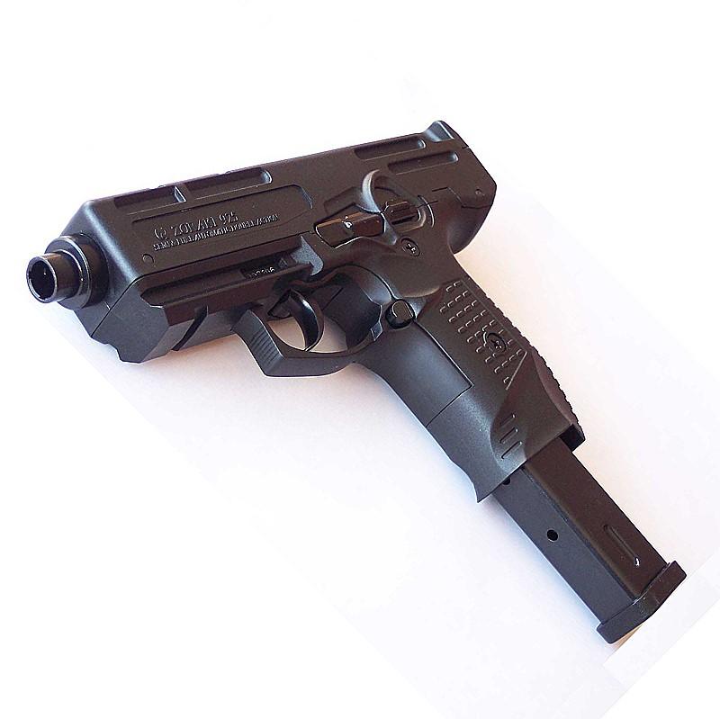 Bild Nr. 05 Zoraki Pistole 925 9mm PAK