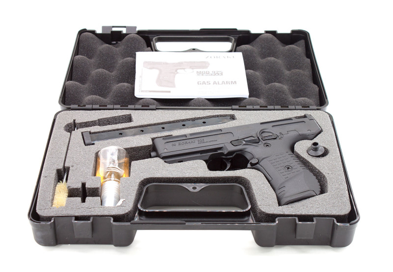 Bild Nr. 11 Zoraki Pistole 925 9mm PAK