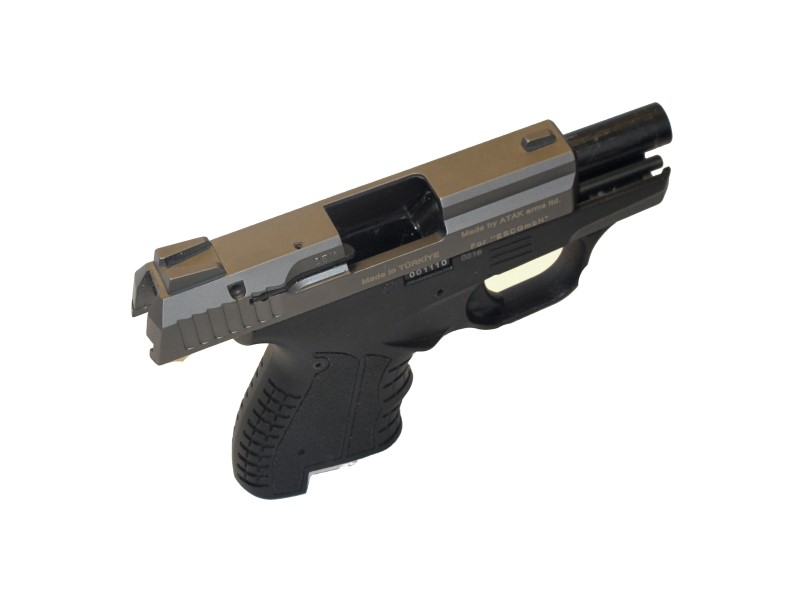 Bild Zoraki Pistole Modell 906 TITAN 9mm PAK Abb. Nr. 06