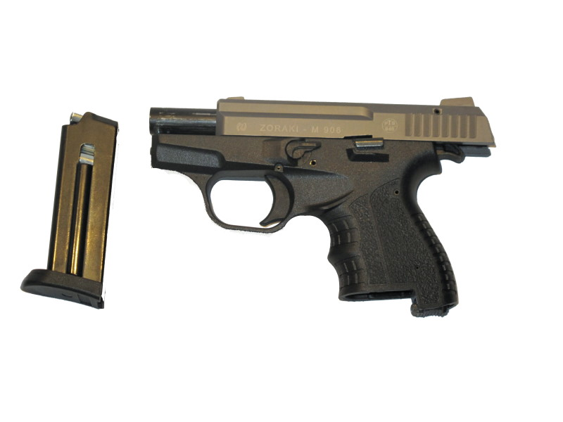 Bild Zoraki Pistole Modell 906 TITAN 9mm PAK Abb. Nr. 07