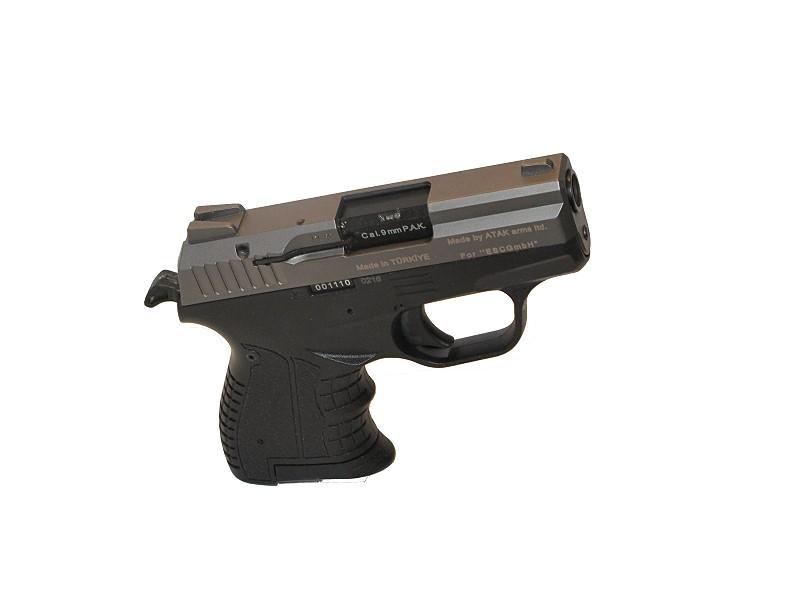 Bild Zoraki Pistole Modell 906 TITAN 9mm PAK Abb. Nr. 10