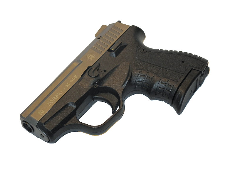 Bild Zoraki Pistole Modell 906 TITAN 9mm PAK Abb. Nr. 11