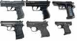 Kompakte Gaspistolen Vergleich