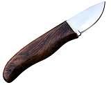 Jagdmesser Sapmi  mit Lederscheide