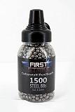 First Strike 1500 4,5mm Carbone BB  .177 Kst. Flasche
