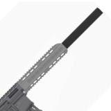 Schalldämpfer-Laufhülse für Schmeisser Pallas BA 15 add. zu Waffenbestellung