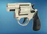 Revolver  ME 38 Pocket-4 R lang  vernickelt  Kunststoffgriff