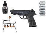 CO2-Pistole Borner SPORT 306 SET EXTRA