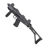 Ekol ASI mit Klappschaft Schreckschuss-Maschinenpistole