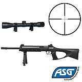 TAC 45 ASG TAC 4.5 mm BB + ZF 4x32 Strike Sniper