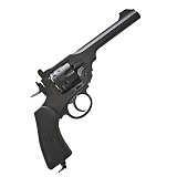 Webley MK VI Revolver 6mm schwarz