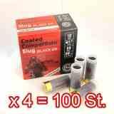 GECO Slug Black 26  100St